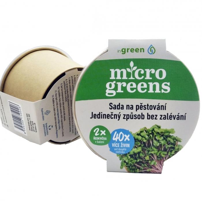Microgreens set 2+2